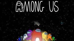 Among Us Background Wallpaper