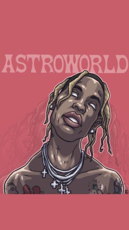 Astroworld Wallpaper