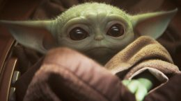 Baby Yoda Cute Wallpaper
