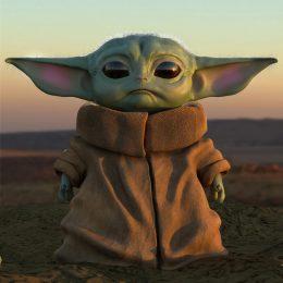 Baby Yoda Fond d'écran