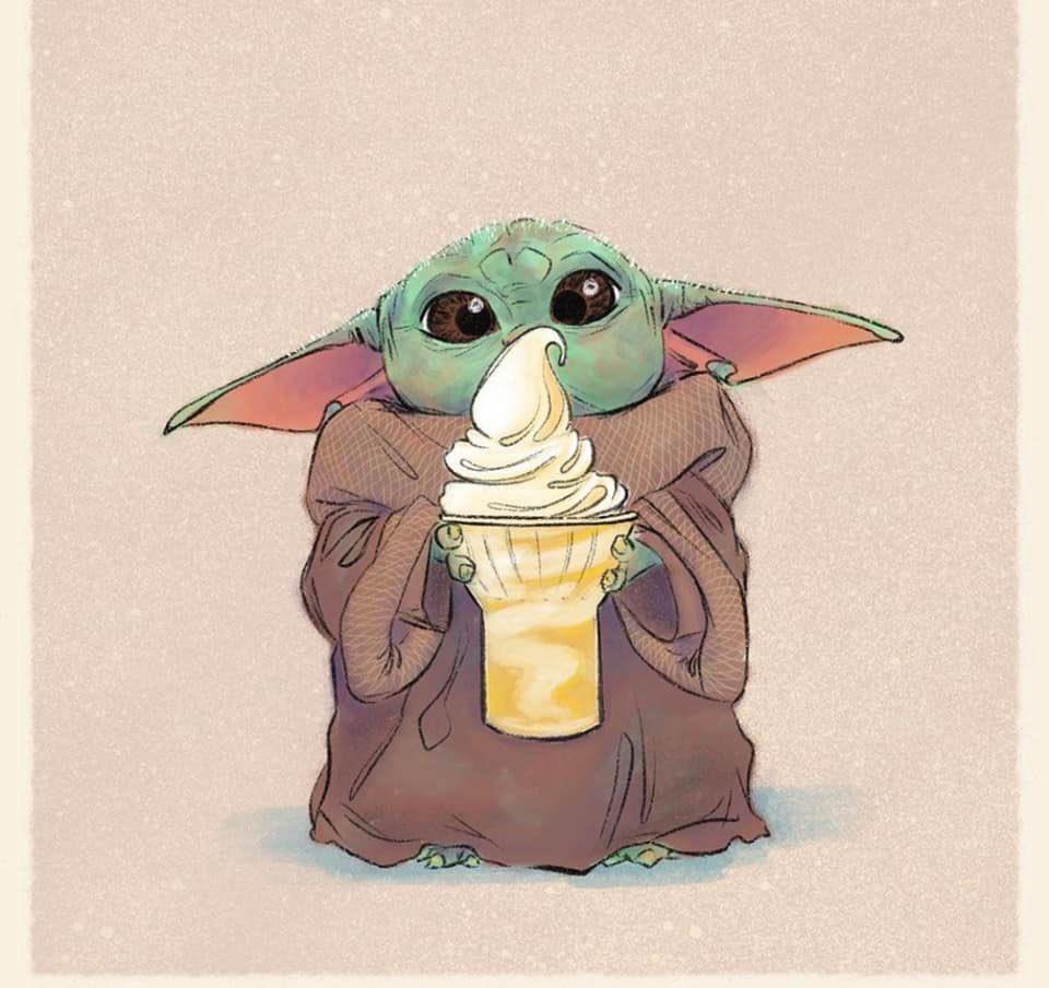 Baby Yoda Wallpaper Nawpic