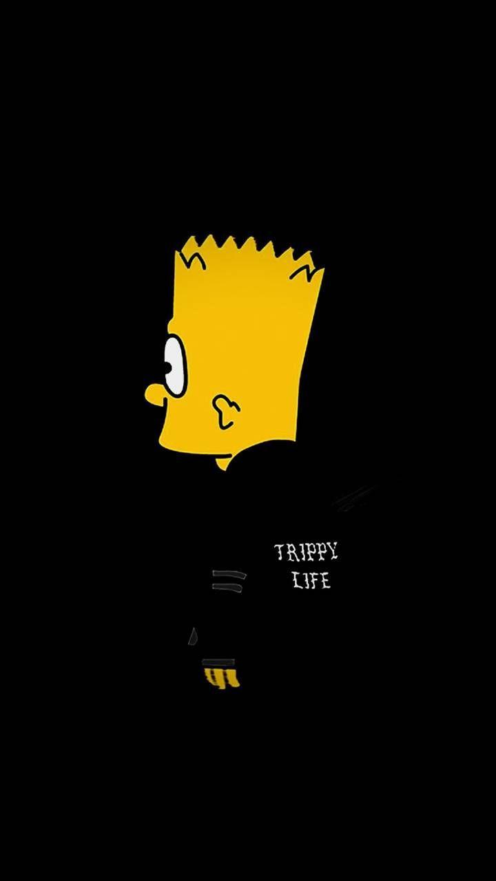 Bart Simpson Hintergrundbild