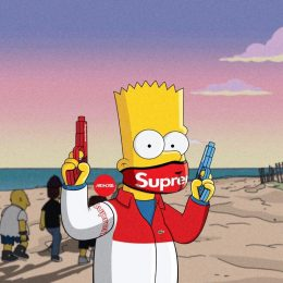 Bart Simpson Papel De Parede