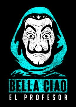 Bella Ciao Wallpaper