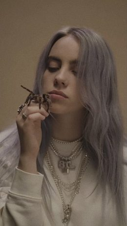 Billie Eilish Phone Background Wallpaper