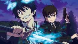 Blue Exorcist Wallpaper