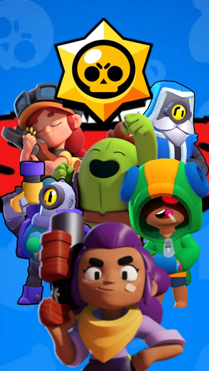 Brawl Stars Wallpaper