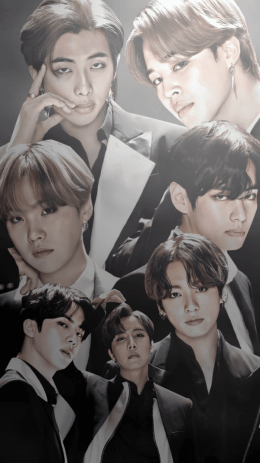 BTS 2020 Wallpaper