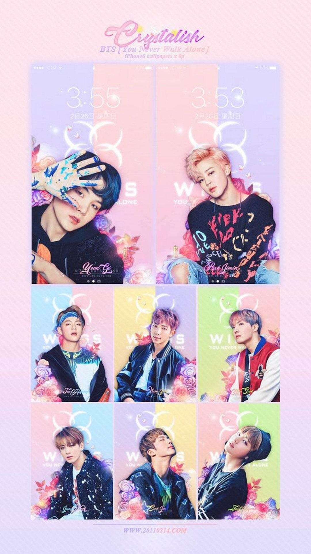 BTS 2020 Wallpaper - NawPic