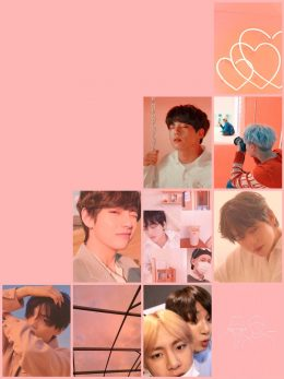 BTS Aesthetic Wallpaper