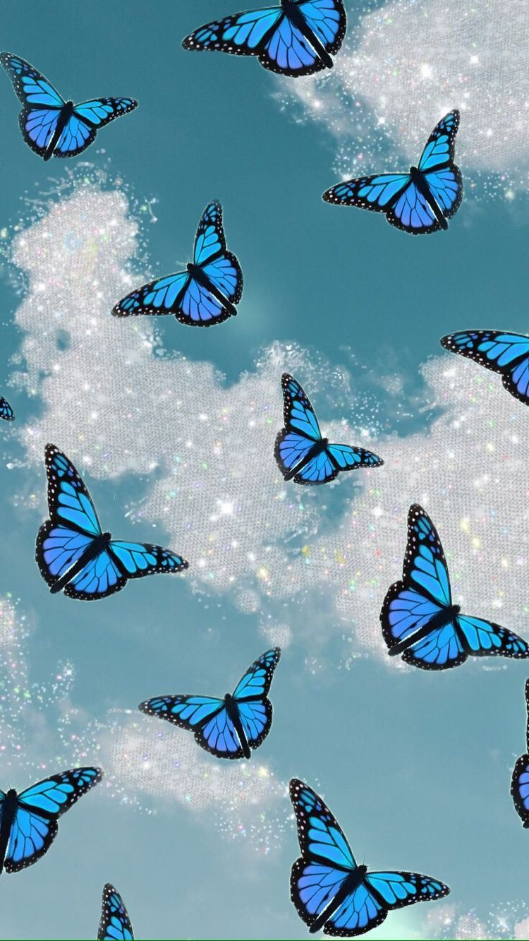 Butterfly Aesthetic Wallpaper Nawpic
