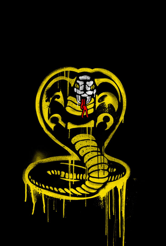 Cobra Kai Wallpaper - NawPic