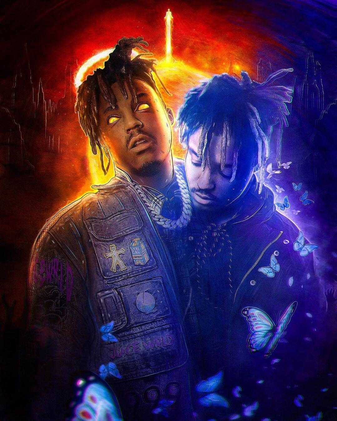 Cool Juice Wrld Wallpaper Nawpic