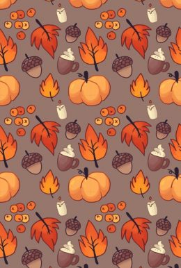 Cute Fall Wallpaper
