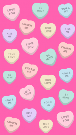 Cute Valentines Day Wallpaper