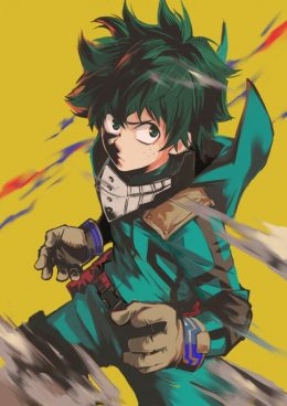 Deku Wallpaper