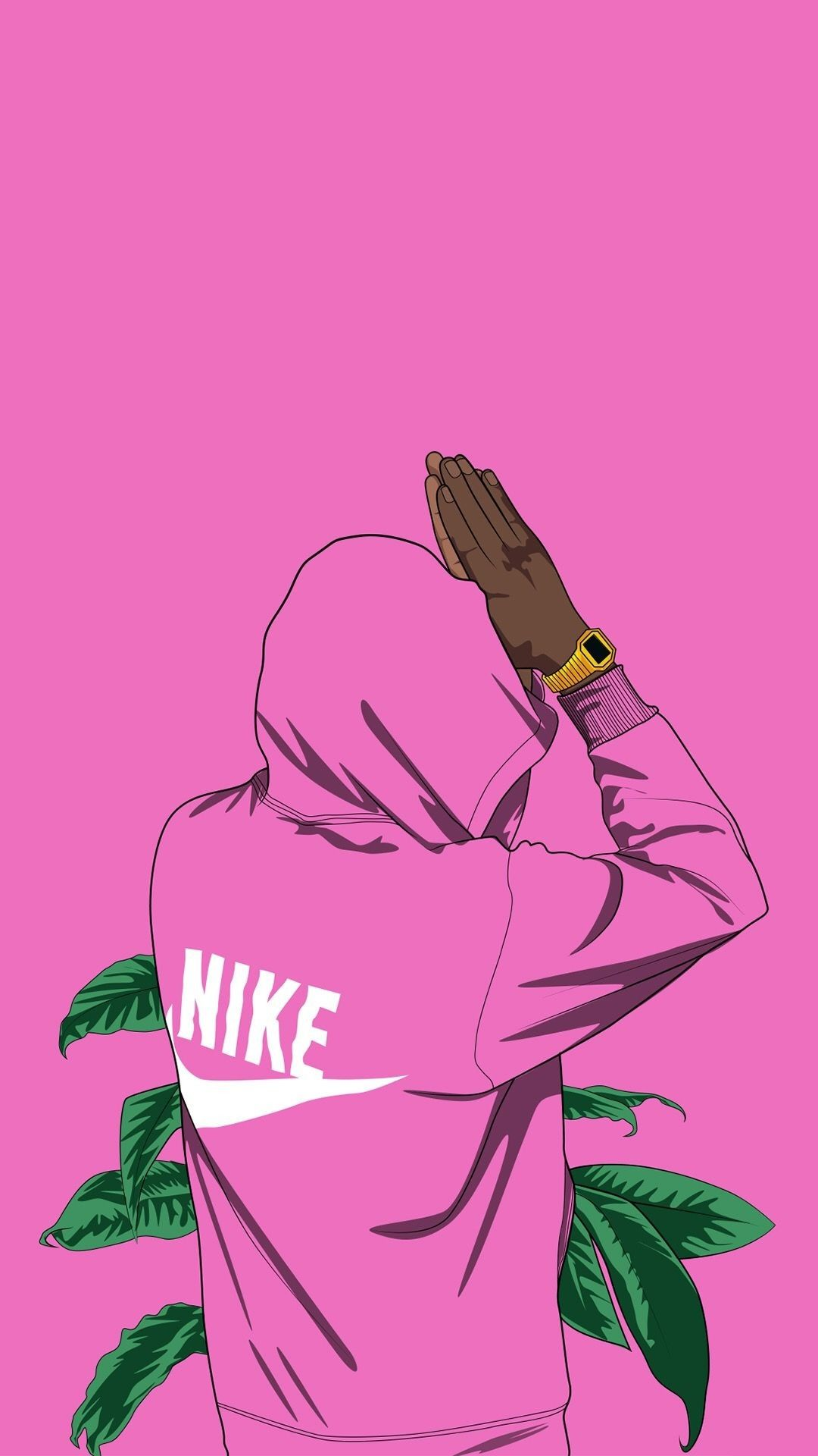 Dope pink Wallpaper