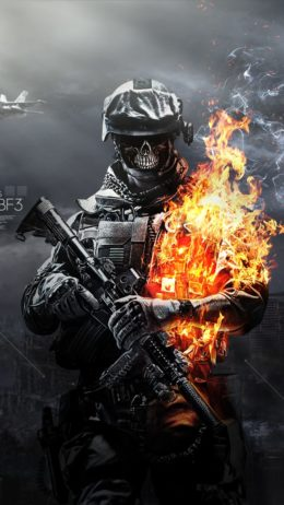 Fire Gaming Wallpaper