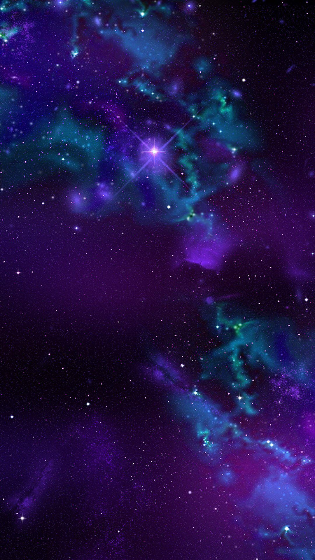 Galaxy Background Wallpaper
