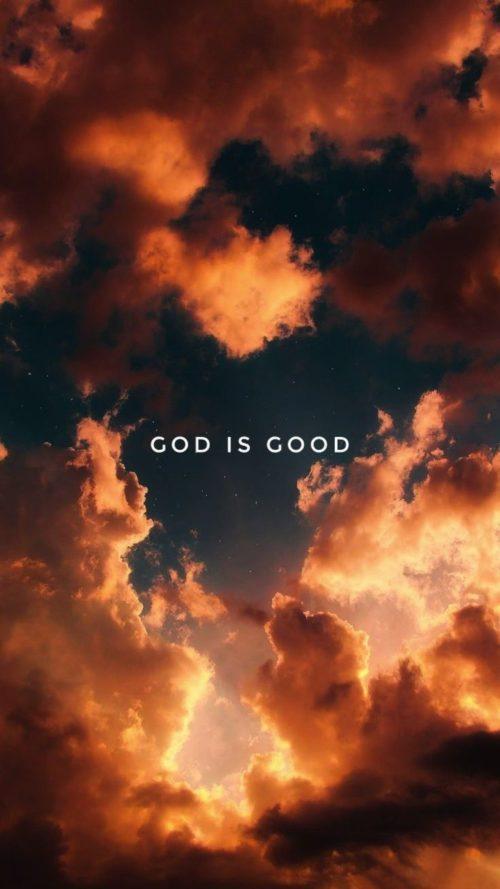 God İs Good Wallpaper