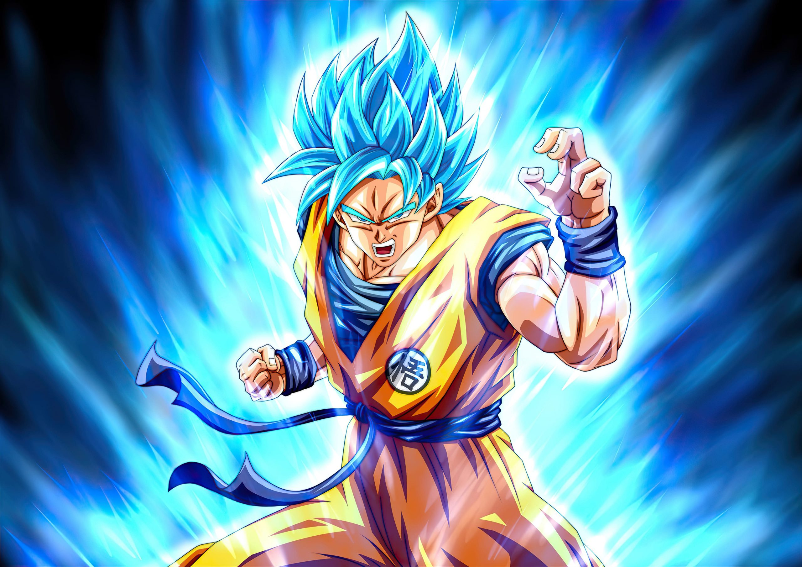 Goku 4k Wallpaper Nawpic