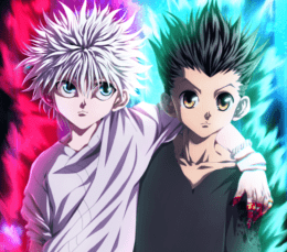 Gon And Killua Fond d'écran