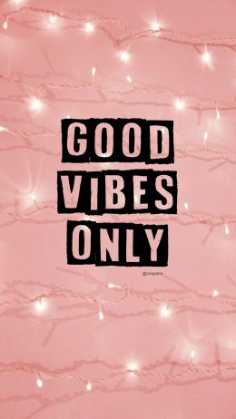 Good Vibes Wallpaper