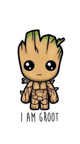 Groot Jordan Wallpaper