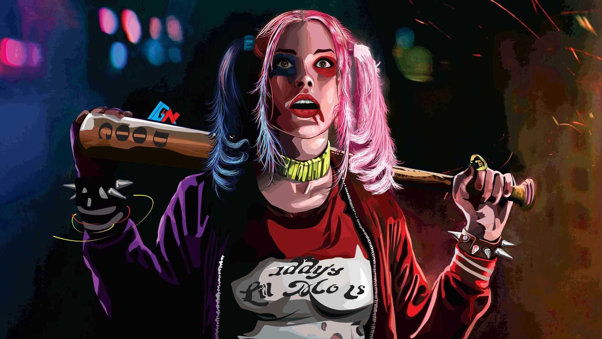 Harley Quinn Wallpaper Nawpic