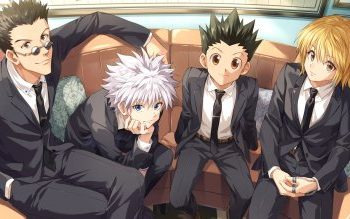 Hunter × Hunter Fond d'écran