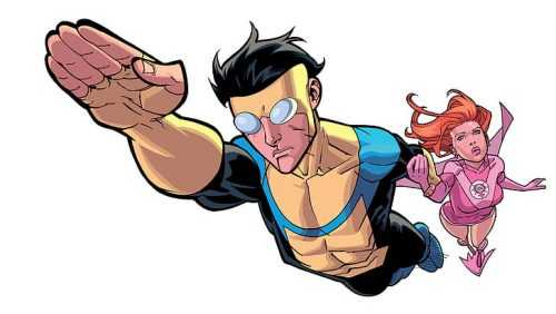 Invincible Wallpaper