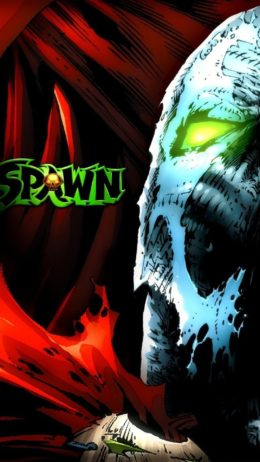 Iphone Spawn Wallpaper