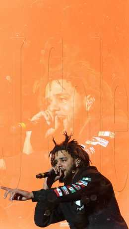 J Cole Wallpaper