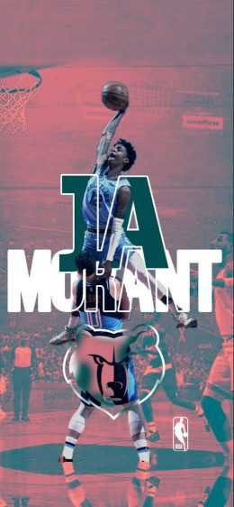 Ja Morant Wallpaper