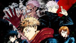 Jujutsu Kaisen Wallpaper