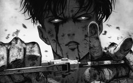 Levi Ackerman Wallpaper