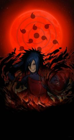 Madara Uchiha Wallpaper