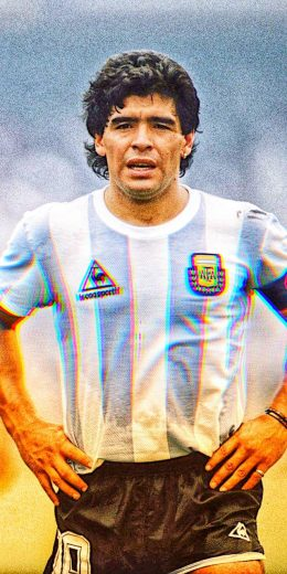 Maradona Wallpaper