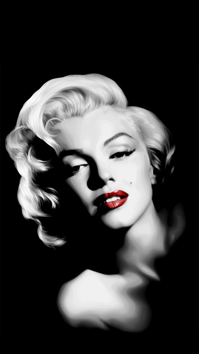 Marilyn Monroe Hintergrundbild