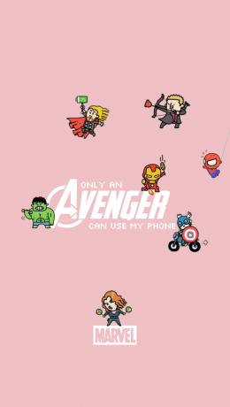 Marvel Phone Wallpaper