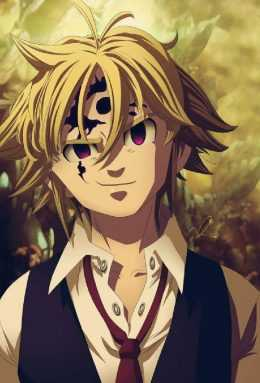 Meliodas Wallpaper