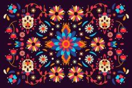 Mexican Wallpaper