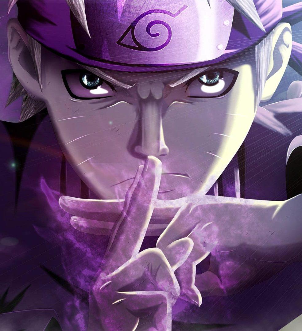 Naruto Live Wallpaper - NawPic