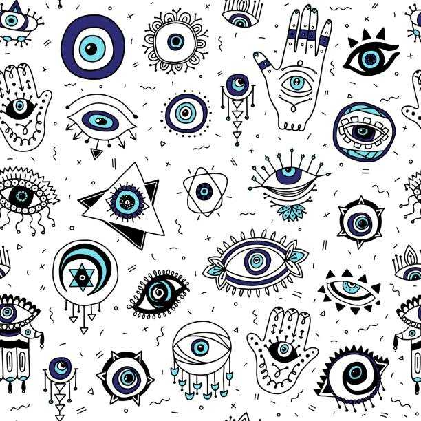 Evil Eye Wallpaper