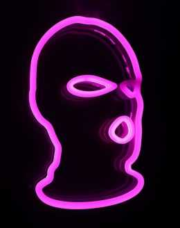 Neon Purple Wallpaper