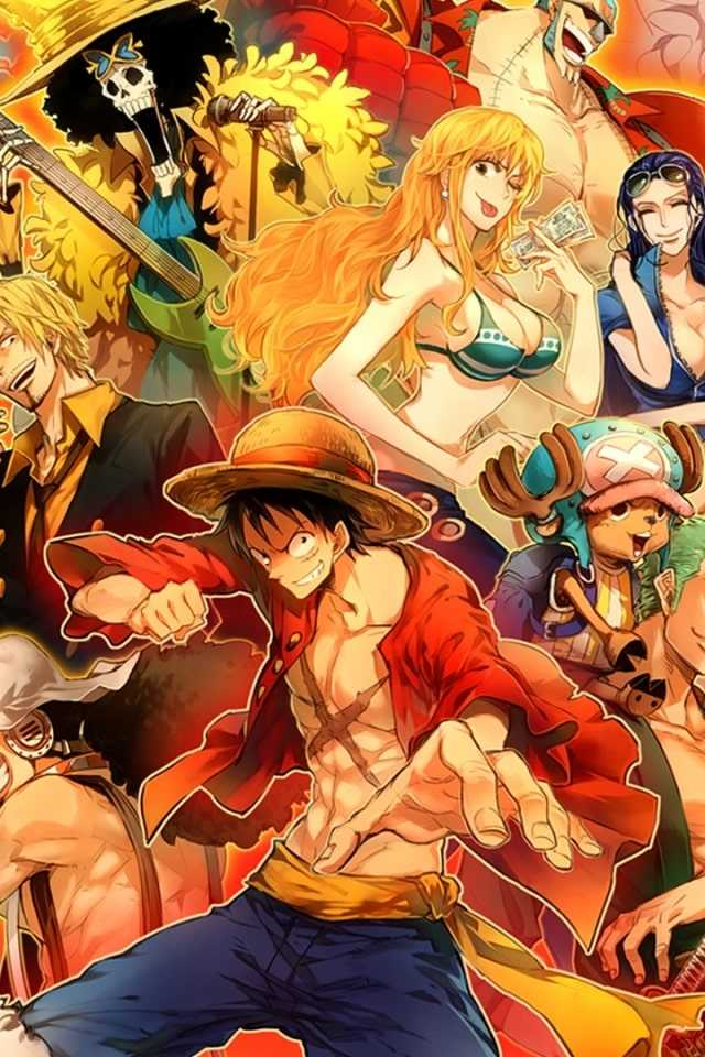 One Piece Iphone Wallpaper Nawpic