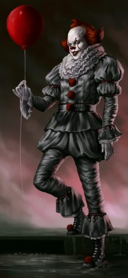Pennywise Iphone Wallpaper