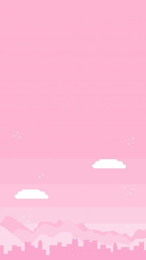 Pink Aesthetic Wallpaper