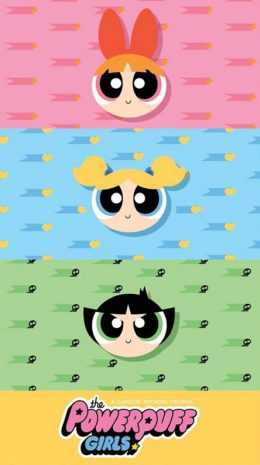 Powerpuff Girls Fond d'écran