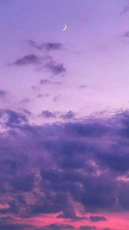 Purple Aesthetic Wallpaper